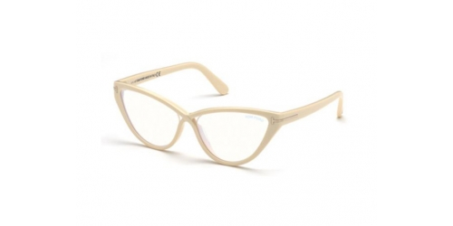 Tom Ford TF5729-B Blue Control TF 5729-B 025 Ivory
