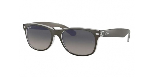 Ray-Ban Ray-Ban Wayfarer RB2132 614371 Gunmetal on Transparent