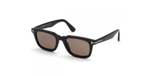 Tom Ford DARIO TF0817 01E Shiny Black