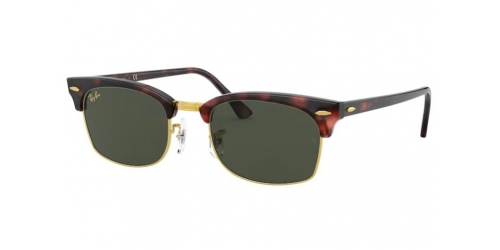 Ray-Ban Ray-Ban CLUBMASTER SQUARE RB3916 130431 Mock Tortoise