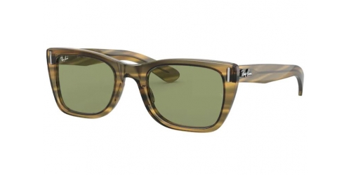Ray-Ban Ray-Ban CARIBBEAN RB2248 13134E Striped Yellow