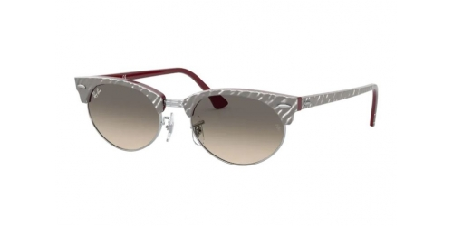 Ray-Ban CLUBMASTER OVAL RB3646 130732 Textured Grey