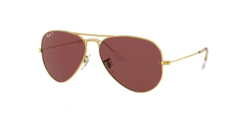 AVIATOR LARGE RB3025 AVIATOR LARGE RB 3025 9196AF Legend Gold Polarized