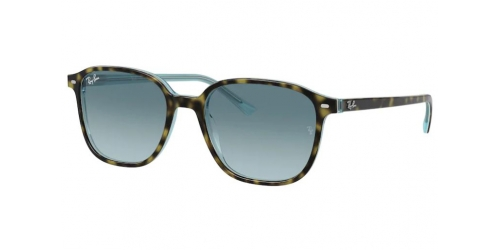 Ray-Ban LEONARD RB2193 13163M Havana on Blue