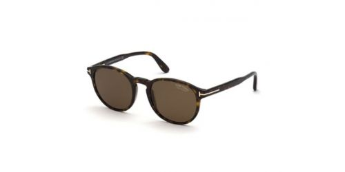 Tom Ford DANTE TF0834 52M Dark Havana Polarized