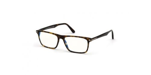Tom Ford Tom Ford TF5681-B Blue Control TF 5681-B 052 Dark Havana