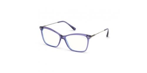 Tom Ford Tom Ford TF5687-B Blue Control TF 5687-B 081 Shiny Violet
