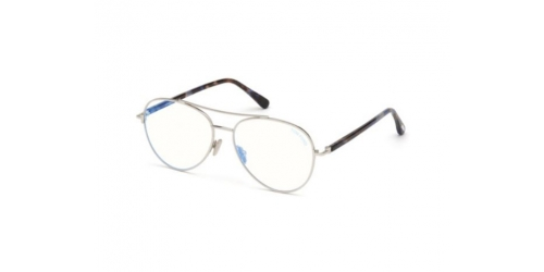 Tom Ford Tom Ford TF5684-B Blue Control TF 5684-B 016 Shiny Palladium