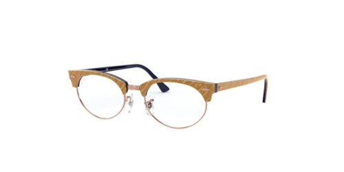 Ray-Ban Ray-Ban RX3946V RX 3946V 8051 Beige on Blue