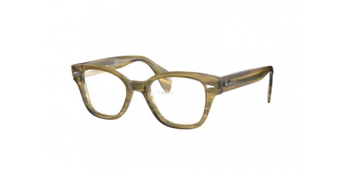Ray-Ban Ray-Ban RX0880 8056 Striped Yellow