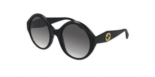 Gucci Gucci GUCCI LOGO GG0797S GG 0797S 001 Black