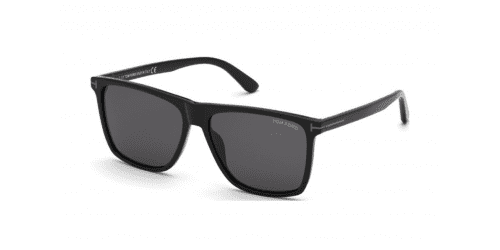 Tom Ford Tom Ford FLETCHER TF0832-N TF 0832-N 01A Shiny Black