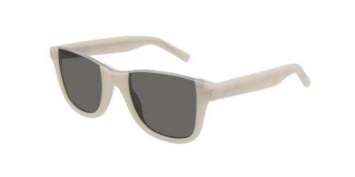 Saint Laurent Saint Laurent NEW WAVE SL 51 CUT 004 Beige