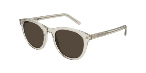Saint Laurent NEW WAVE SL 401 004 Clear