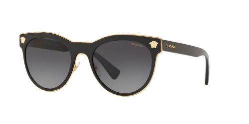 Versace Versace VE2198 1002T3 Black Polarised