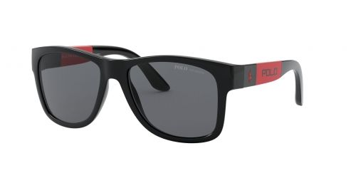 Polo Ralph Lauren Polo Ralph Lauren PH4162 500181 Shiny Black Polarised