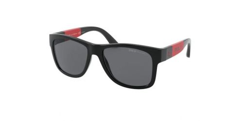 Polo Ralph Lauren Polo Ralph Lauren PH4162 500181 Shiny Black Polarised