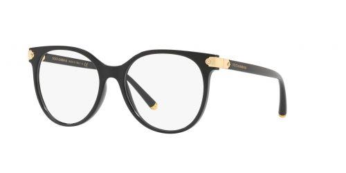 Dolce & Gabbana Dolce & Gabbana DG5032 501 Black