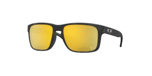 HOLBROOK OO 9102 9102 O3 Matte Black Polarised
