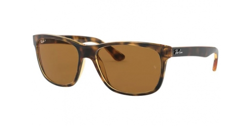 Ray-Ban Ray-Ban RB4181 710/83 Light Havana Polarized