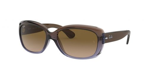 Ray-Ban Ray-Ban RB4101 Jackie Ohh 860/51 Brown Gradient Lilac