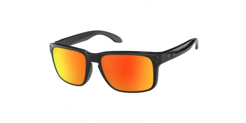 HOLBROOK OO 9102 9102 F1 Polished Black Polarized