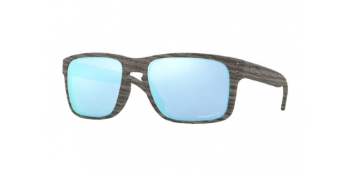 HOLBROOK OO 9102 9102 J9 Woodgrain Polarized