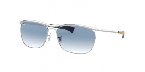 Ray-Ban Ray-Ban OLYMPIAN II DELUXE RB3619 003/3F Silver