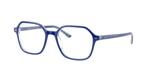 Ray-Ban Ray-Ban JOHN RX5394 8090 Blue on White