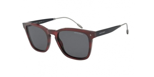 Giorgio Armani Giorgio Armani AR8120 573887 Striped Red