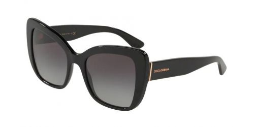 Dolce & Gabbana Dolce & Gabbana DG4348 501/8G Black