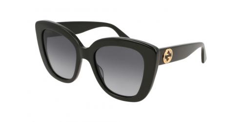 Gucci Gucci GUCCI LOGO GG0327S 001 Black