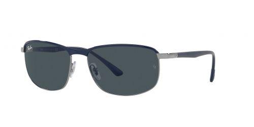 RB3671 RB 3671 9204R5 Blue on Gunmetal
