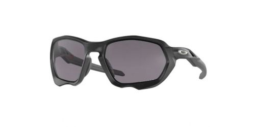 OAKLEY PLAZMA OO9019 OAKLEY PLAZMA OO 9019 901902 Matte Black Polarized
