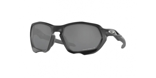 OAKLEY PLAZMA OO9019 OAKLEY PLAZMA OO 9019 901906 Matte Black Polarized