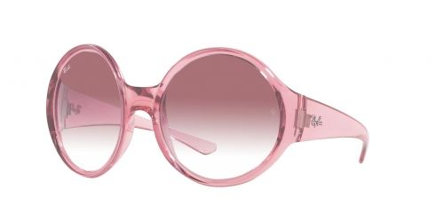 Ray-Ban Ray-Ban RB4345 65338H Transparent Pink