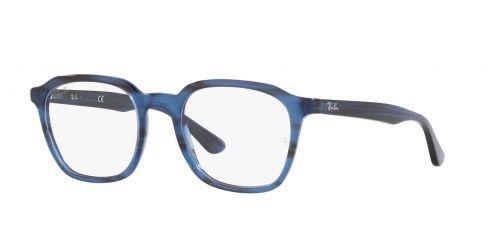 Ray-Ban Ray-Ban RX5390 8053 Striped Blue
