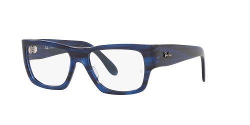Ray-Ban Ray-Ban NOMAD WAYFARER RX5487 8053 Striped Blue