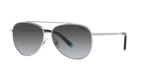 Tiffany Tiffany TF3074 6001T3 Silver Polarised