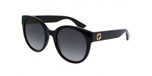 Gucci Gucci WEB GG0035S GG 0035S 001 Black