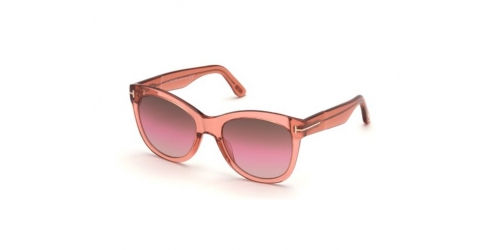 Tom Ford Tom Ford WALLACE TF0870 74F Shiny Pink