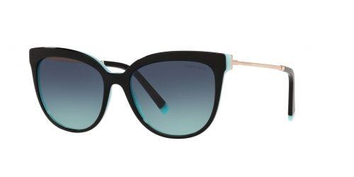 Tiffany Tiffany TF4176 80559S Black On Blue