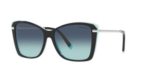 Tiffany Tiffany TF4180 80559s Black On Blue