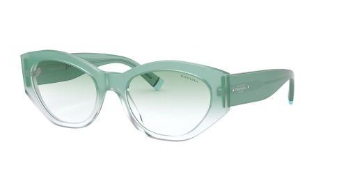 Tiffany Tiffany TF4172 83208E Green Gradient Ivory