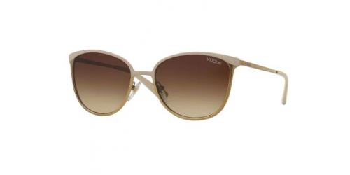 Vogue Vogue VO4002S VO 4002S 996S13 Top Matte Beige/Brushed Gold