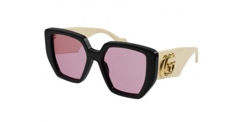 Gucci Gucci GUCCI LOGO GG0956S GG 0956S 002 Beige/Black