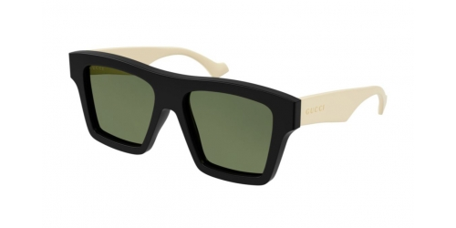 Gucci Gucci GUCCI LOGO GG0962S GG 0962S 001 Black/White