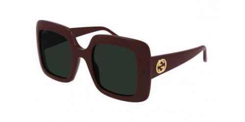 Gucci Gucci GUCCI LOGO GG0896S GG 0896S 003 Burgundy