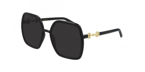 Gucci Gucci GUCCI LOGO GG0890S GG 0890S 001 Black