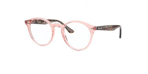 Ray-Ban Ray-Ban RX2180V RX 2180V 8081 Transparent Pink